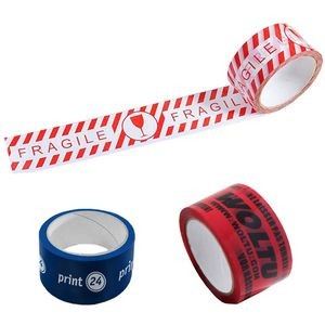 100 Meters Custom Printed Adhesive Tape For Packing