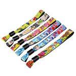 Custom Custom Fabric Wristbands