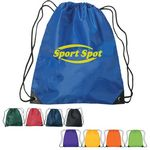 Custom Large Promotional Drawstring bag