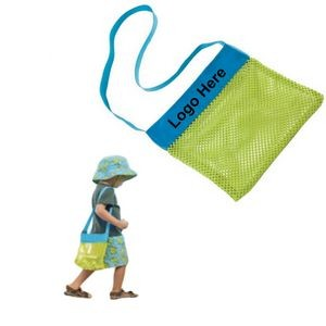 "9"" Children Oxford Fabric Beach Toy Bags"