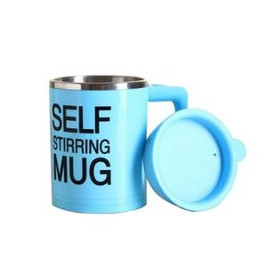 Travel Self Stirring Coffee Mug