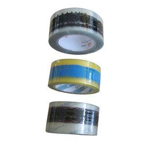 100 Meters Custom Printed clear background Tape For Packing