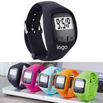 Custom Fitness Wrist 3D Pedometer Watch