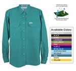 Custom Ladies Long Sleeve Fishing Shirt