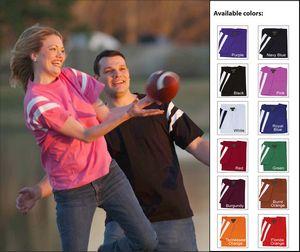 Adult Retro Jersey Short Sleeve Shirt