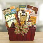 Custom Snack Celebration Gift Basket