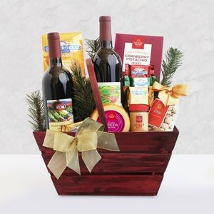 Napa Valley Charm Gourmet Gift Basket