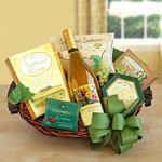 Custom Cheers Gift Basket