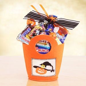 Happy Halloween Candy Gift Tote