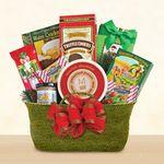 Custom Holiday Evergreen Snack Delights