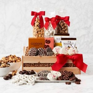 Crunch Time Sweet Snacks Gourmet Gift