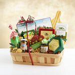 Custom Picnic Gourmet Basket