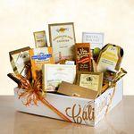 Custom California Artisanal Gourmet Box Gift