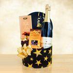 Custom Mumms Napa Truffle Chocolate Star Box