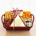 Custom Savory Sentiments Gift Basket