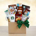 Custom Give Thanks with Starbucks Gift Box