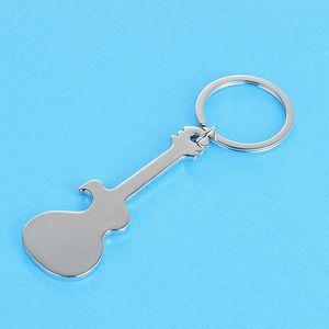 guitar shape bottle opener keychain ht8063 brilliant promotional products. Black Bedroom Furniture Sets. Home Design Ideas