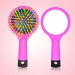 Custom Healthy Care Rainbow comb