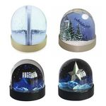 Custom Photo Snow Globe