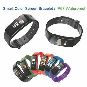 Color Screen Smart Bracelet/3D Dynamic UI Interface