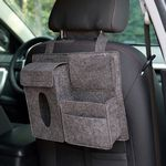 Custom Multi-Function Car Seat Organizer