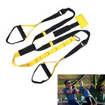 Custom Suspension Fitness Strap System Set