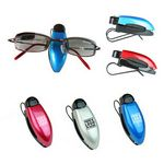Custom Sunglass Holder Clip