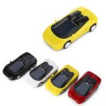 Custom Solar Powered Toy Car