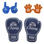 Custom Custom EVA Foam Cheer Gloves