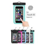 Custom Waterproof Phone Pouch with Touch Function