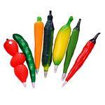 Custom Fruit pen with magnet