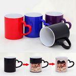 Custom Ceramic Color Changing Mug
