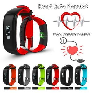 Fitness Tracker/Heart Rate Bracelet/Blood Pressure Monitor