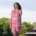Custom Kylie Handkerchief Dress
