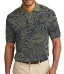 Custom Polo Shirts Stain Imaging