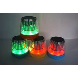 LED Light Wireless Speaker