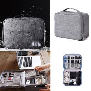 Waterproof Electronic Gadget Organizer Bag
