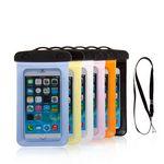 Custom Waterproof Bag For iPhone 6 Plus