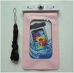 Custom Thermometer Waterproof Bag for 5'' smart phone