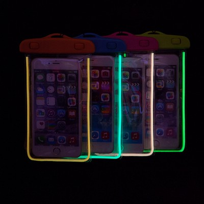 Luminous Waterproof Bag For iPhone 6 Plus