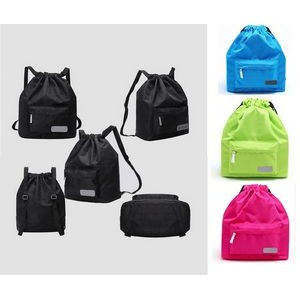 Dry Wet Separated Swimming Backpack
