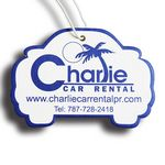 Custom Automobile Shape Air Freshener
