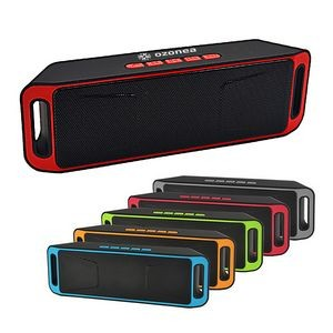 Auto Wireless Dual Speakers Stereo Bluetooth Speaker