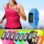 Custom Silicone Belt Fitness Watch