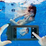 Custom Fingerprint Recognition - Waterproof Bag For iPhone 7