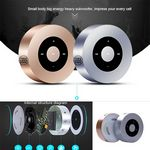 Custom LED Bluetooth Speaker with Touch Screen