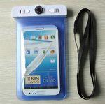 Custom Thermometer Waterproof Bag for 5.5'' smart phone