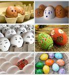 Custom Wooden Easter Egg