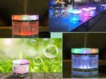 Custom Air Humidifier With LED Colorful Light