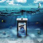 Custom Special Thermometer Waterproof Bag For iPhone 7